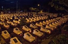 По дороге, ведущей к священной цели: вернуть имена могилам погибших на войне солдат