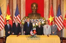 Торгово-экономическое сотрудничество – яркая полоса во вьетнамско-американских отношениях