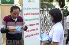 Ханой: Проверька ситуации с обязательным ношением медицинских масок в общественных местах