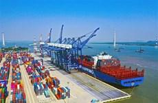 Перевозки грузов через морские порты в первом месяце 2021 года значительно выросли