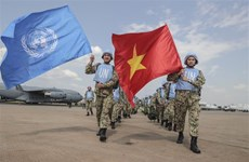 Позиции Вьетнама на международной арене укрепляются
