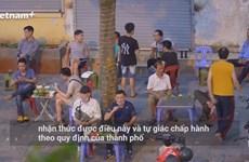 Ханой: пивные рестораны и бары соблюдают приказ о временной приостановке для предотвращения эпидемий