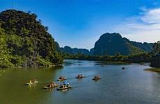 Путешествие по Вьетнаму: осень в Чанг-ане (Ниньбинь)