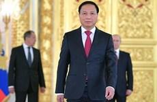Перекрестный год - новый толчок вьетнамо-российскому всеобъемлющему стратегическому партнерству