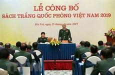 «Белая книга по обороне-2019» - подтверждение мирной оборонной и самодостаточной политики Вьетнама