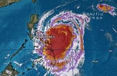 Тайфун Камури достигнет Восточного моря 3 декабря