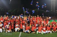 SEA Games 30: Первая золотая медаль по футболу и 2-е место всей делегации