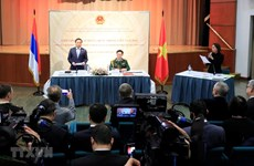 Представление Белой книги по обороны Вьетнама в Российской Федерации