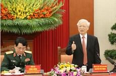 75 лет шагает вперед под славным знаменем Коммунистической партии Вьетнама Героическая Народная Армия