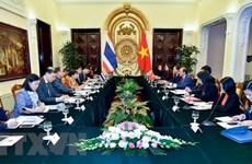 Вьетнам и Таиланд провели 7-е политические консультации в Ханое