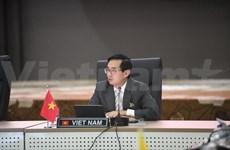 Год председательства в АСЕАН: Вьетнам председательствовал на заседании Исполнительного совета Института мира и примирения АСЕАН