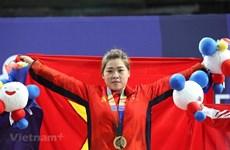 Вьетнамская тяжелая атлетика завоевала 10 золотых медалей на Кубке мира по тяжелой атлетике 2020 года