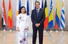 Вьетнам придает большое значение многосторонним отношениям с Республикой Кипр