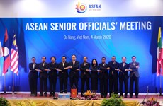 Открытие встречи старших должностных лиц АСЕАН в Дананге