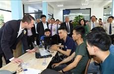 Новый закон о привлечении иностранных талантов из-за границы для научно-технической деятельности во Вьетнаме