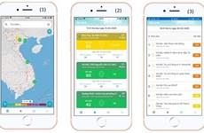 Мобильное приложение поможет пользователям получить актуальную информацию о качестве воздуха