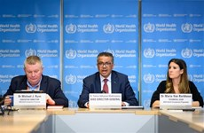 В ВОЗ заявили, что угроза пандемии COVID-19 стала очень реальной