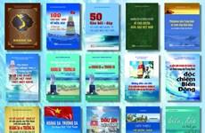 Вышло в свет собрание книг о вьетнамских море и островах