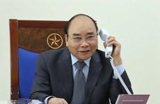 Премьер-министр провел телефонные переговоры с лаосскими камбоджийскими коллегами