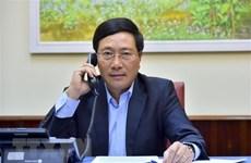 Министры иностранных дел Вьетнама и Японии провели телефонные переговоры по борьбе с COVID-19