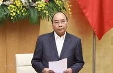 Премьер-министр официально объявил общенациональную эпидемию COVID-19