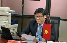 Представители здравоохранения Вьетнама и Лаоса обсуждают способы борьбы с COVID-19
