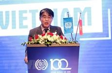 Эпидемия COVID-19: МОТ Вьетнам готово поддержать правительство, работодателей и работников
