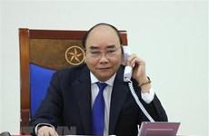 Премьер-министр Вьетнама провел телефонные переговоры со своим австралийским коллегой