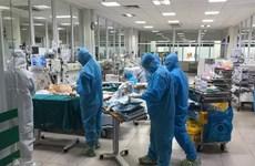 Эпидемия COVID-19 до 11 апреля: нет новых зараженных