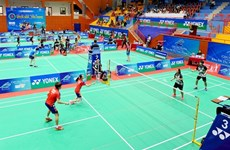 Турнир по бадминтону Vietnam Challenge вновь отложен
