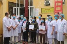 Три последних пациента с COVID-19 в провинции Ханам выздоровели