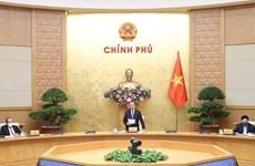 Премьер-министр подвел итоги заседания правительства по борьбе с COVID-19