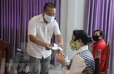 Вьетнам передал в дар камбоджийскому народу медоборудование для борьбы с COVID-19