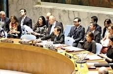 Вьетнам завершил отчет о месяце своего председательства в СБ ООН