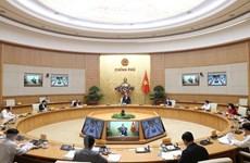 Премьер-министр: Ханой должен предпринять решительные действия для оживления экономики
