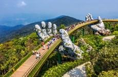 Золотой мост Вьетнама вошел в число самых потрясающих мостов мира