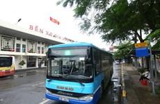 Ханой возобновил работу автобусов на 104 маршрутах