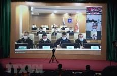 Министерства обороны Вьетнама и России провели онлайн-совещание, посвященную сотрудничеству в борьбе с COVID-19.