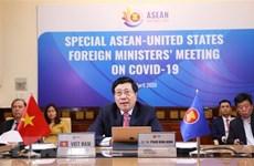 АСЕАН 2020: Вьетнам обещает сотрудничать с другими странами в борьбе с COVID-19
