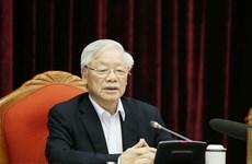 Генеральный секретарь Нгуен Фу Чонг: Некоторые вопросы, требующие особого внимания, при подготовке кадров к XIII съезду КПВ
