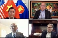 Вьетнам принял участие в онлайн-заседании комитета АСЕАН в США