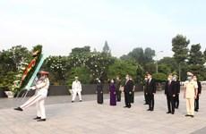 Власти города Хошимина отдали дань памяти павшим героям войны
