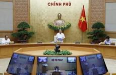 Премьер-министр разрешил отменить режим социального дистанцирования в школах