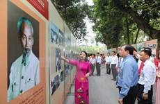 В Ханое запланировано много мероприятий в честь 130-летия со дня рождения президента Хо Ши Мина