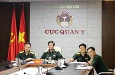 Военно-медицинские силы АСЕАН обсуждают борьбу с COVID-19