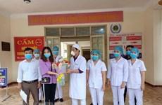 Утром 8 мая во Вьетнаме не зарегистрировано новых случаев заболевания COVID-19
