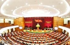Торжественное открытие 12-го пленума ЦК КПВ