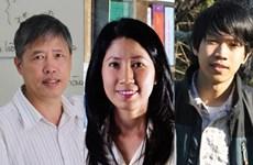 Трое ученых удостоены награды Та Куанг Быу 2020
