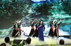 Культурно-художественное мероприятие в честь дня рождения Хо Ши Мина