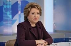 Глава Совета Федерации России выразила признательность за вьетнамскую помощь